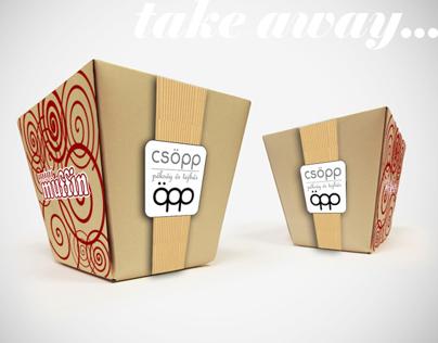 """CSÖPP"" bakery and milk bar"