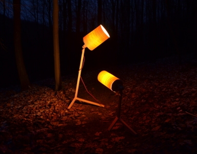 AXEL lamp