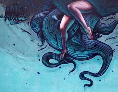 "ARTEZ - first solo exhibition - ""REBORN"""