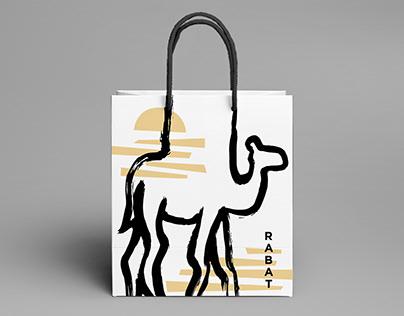 Collectible City Shopping Bags