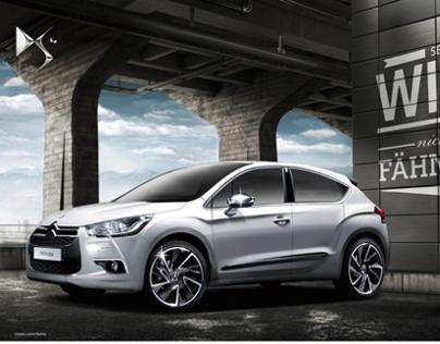 Citroën DS4 Launch Campaign