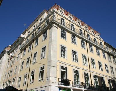 Reabilitação de Edifício na Rua do Ouro