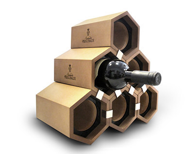 MARCHESI DÈ FRESCOBALDI PACKAGING