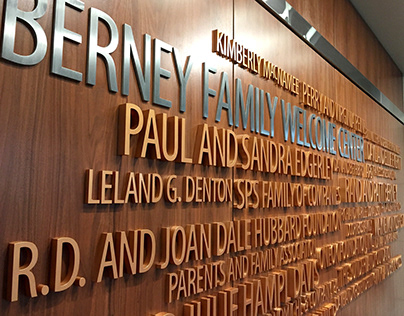 KSU - Berney Family Welcome Center