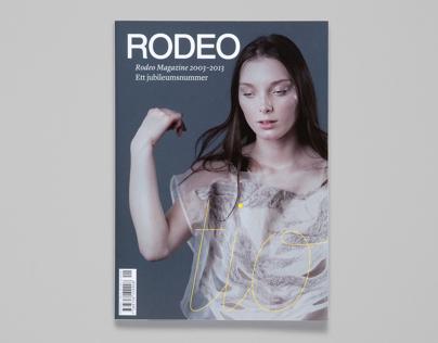 Rodeo Magazine Anniversary Issue