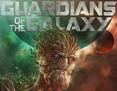 Guardians of the Galaxy_fanart