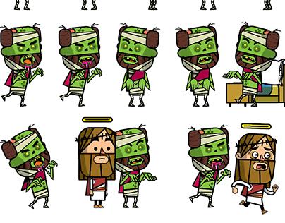 Zombie & Yisus