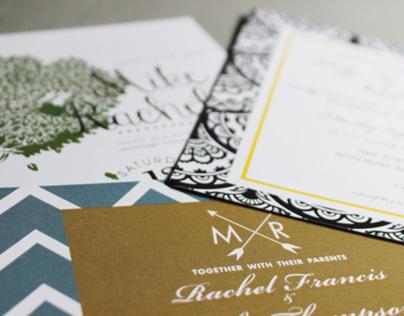 The Thompson - Francis Wedding