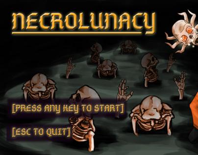 IGDA Game Jam 2013: Necrolunacy