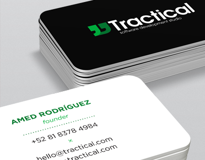 Tractical's Identity