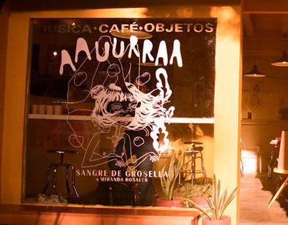 """Sangre de Grosella"" exhibition and zine release"