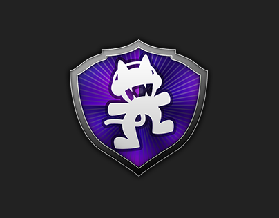Monstercat Social Network Badges