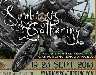 Symbiosis Gathering 2013 : Concept Art / Promo Media