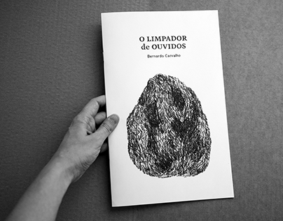 O limpador de ouvidos | book
