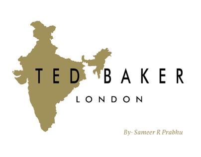 TED BAKER - Mumbai 2013