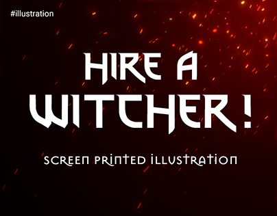Hire a Witcher!