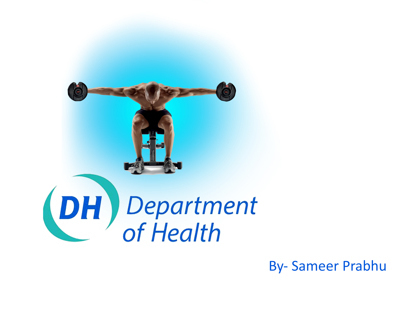 Department Of Health Campaign