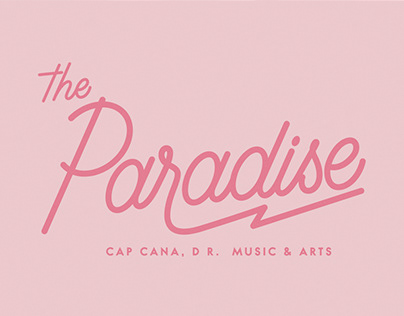 The Paradise Logo