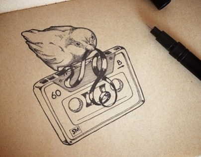Nasty sparrow