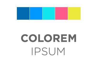 Colorem Ipsum - [GAME]