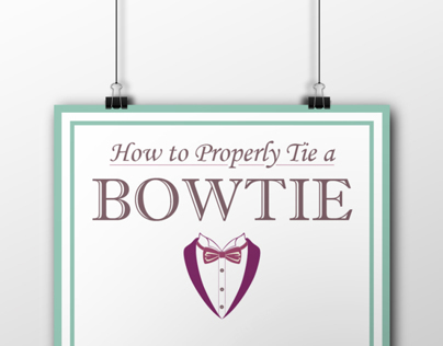 How to Properly Tie a Bowtie