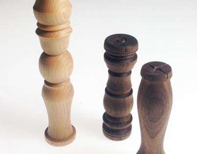 Turned Pieces