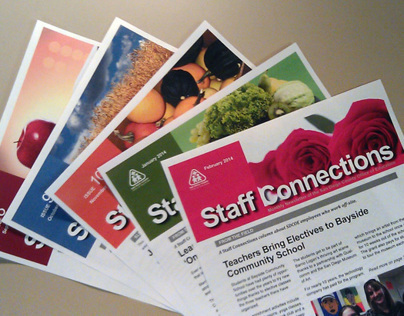 SDCOE Staff Connections Monthly Newsletters