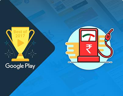 Oorja App- Google Play Best 2017 Awarded