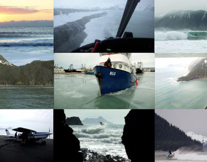 Surf Alaska Video Series