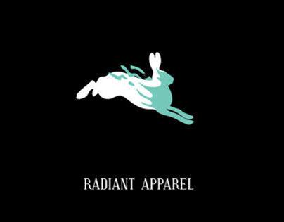 Radiant Apparel Brand Poster