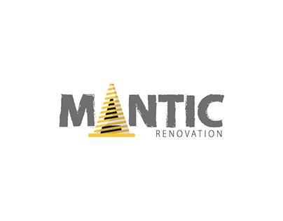 Branding - MANTIC RENOVATION
