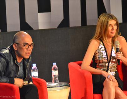 Philippine Fashion Week: Jag Jeans features Nina Garcia