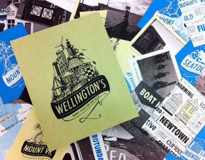 Wellington's Quirky Places and Open Spaces