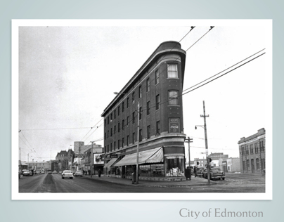 City of Edmonton Historical Calendar 2013