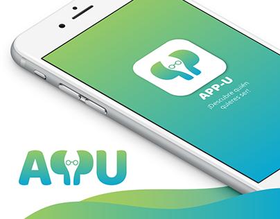 APP-U | Diseño UI & Diseño de Identidad