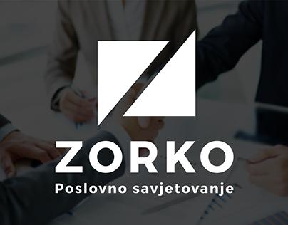 Zorko poslovno savjetovanje logo