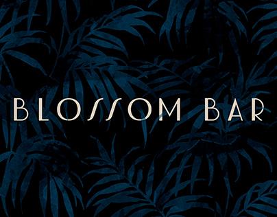 Blossom Bar Branding