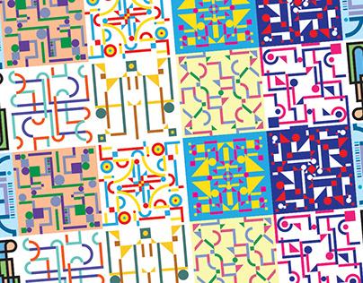 Series Pattern Design #1