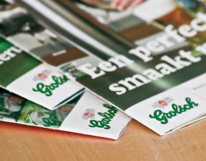 Koninklijke Grolsch | Internal corporate magazine