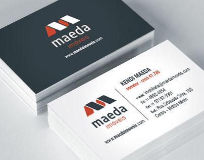Maeda Imóveis - Branding 2