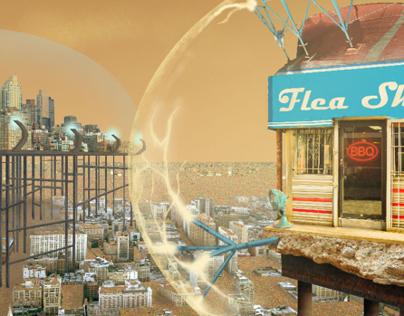 FLEA SHACK DINER