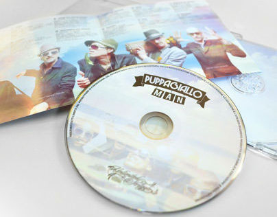Puppagiallo Cover Album