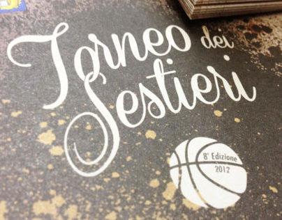 "Branding & Graphic Design ""Torneo dei Sestieri"""