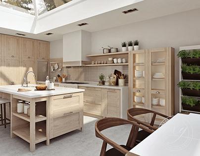 SHKD Bespoke kitchen design
