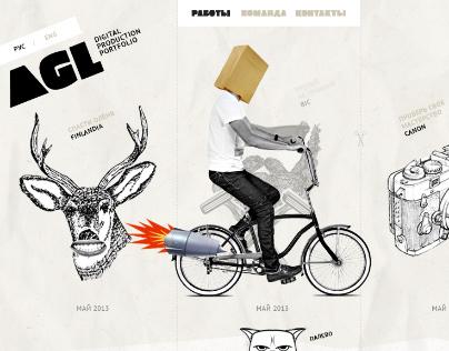 AGL Digital-Production Portfolio