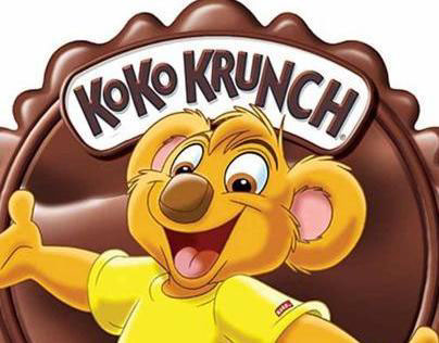 Koko Crunch - Bookmark