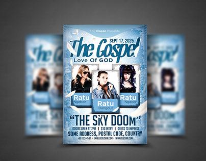 The Gospel Flyer Template