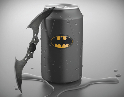 Super Heroes-Cans & Beyond