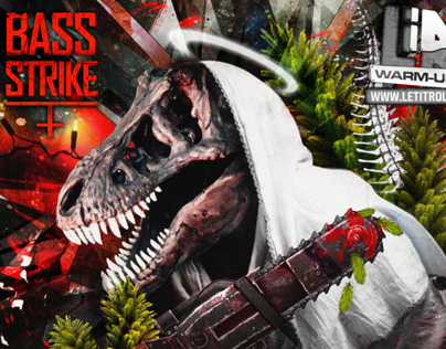 Poster for BASS STRIKE