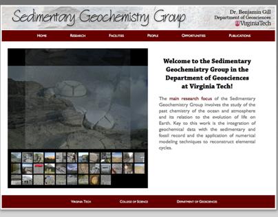 Sedimentary Geochemistry Group
